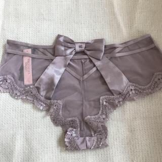 Victoria's Secret - 12/20迄 VS♡リボンパンティ+紙袋
