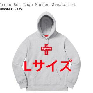 シュプリーム(Supreme)のSupreme Cross Box Logo(パーカー)