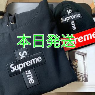 シュプリーム(Supreme)のSupreme Box Logo  M値下げ早い者勝ち(パーカー)