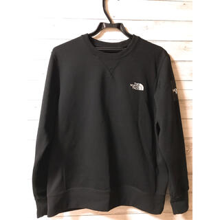 THE NORTH FACE - THE NORTH FACE トレーナー 黒