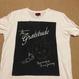 ピーピーエフエム(PPFM)のPPFM 赤タグTシャツ(Tシャツ/カットソー(半袖/袖なし))