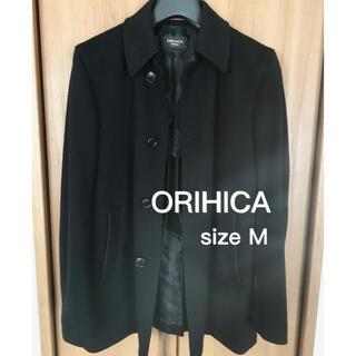 オリヒカ(ORIHICA)のオリヒカ ニットジャケット(コート)(ステンカラーコート)