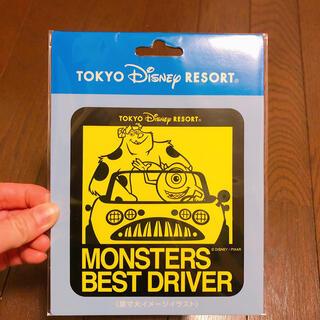 ディズニー(Disney)のカーステッカー(車外アクセサリ)