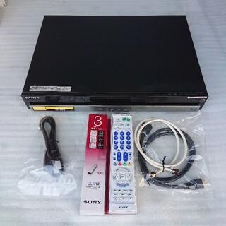 ソニー(SONY)のSONY ブルーレイレコーダー BDZ-RS10 美品 点検 動作確認清掃済‼️(ブルーレイレコーダー)