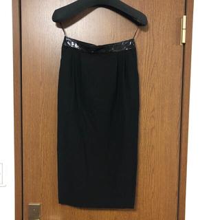 ドルチェアンドガッバーナ(DOLCE&GABBANA)のD&Gスカート2枚セット訳あり(ひざ丈スカート)