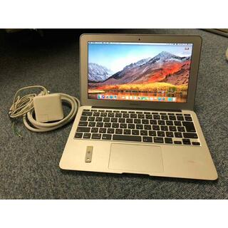 アップル(Apple)のMacBook Air (11-inch, Late 2010)(ノートPC)