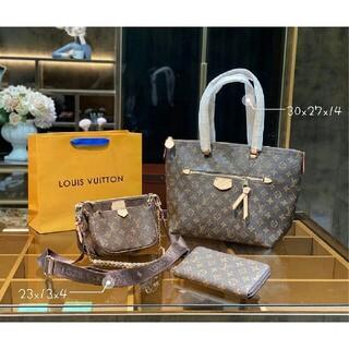 LOUIS VUITTON -  美 品 Louis VUITTONハンドバッグショルダーバッグ