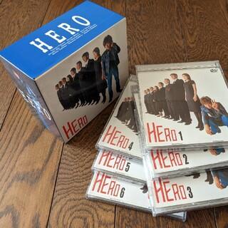 HERO TVドラマ第一期 DVD-BOX