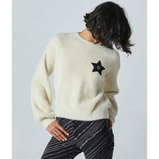 ダブルスタンダードクロージング(DOUBLE STANDARD CLOTHING)のダブルスタンダードクロージング♡シャギーモールクルーネックプルオーバー♡ダブスタ(ニット/セーター)