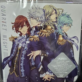 FLY TO THE FUTURE / QUARTET★NIGHT(アニメ)