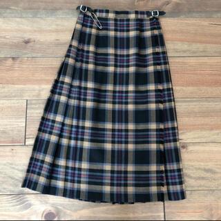 トゥモローランド(TOMORROWLAND)のオニールオブダブリン  巻きスカート  36(ロングスカート)