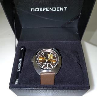 インディペンデント(INDEPENDENT)のINDEPENDENT 腕時計 自動巻き 未使用品(腕時計(アナログ))