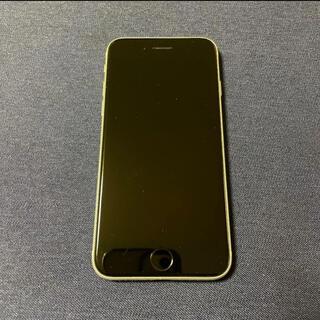 アイフォーン(iPhone)のiPhone SE2 128GBホワイト SIMフリー(スマートフォン本体)