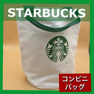 スターバックス STARBUCKS エコバッグ タンブラーバッグ(トートバッグ)