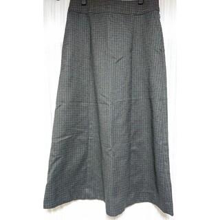 スタディオクリップ(STUDIO CLIP)のスタディオクリップ  チェックスカート(ロングスカート)