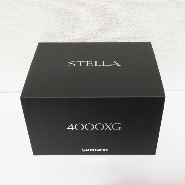 SHIMANO(シマノ)の【新品】18ステラ 4000XG スポーツ/アウトドアのフィッシング(リール)の商品写真