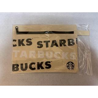 Starbucks Coffee - スターバックス ポーチ ブラック