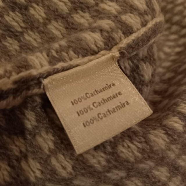 Hermes(エルメス)の【F様専用】☆HERMES エルメス セーター メンズ Lサイズ カシミヤ メンズのトップス(ニット/セーター)の商品写真