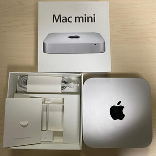 Mac (Apple) - カスタム Mac mini 2012 i7 16GB 240GB+2TB