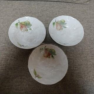 ノリタケ(Noritake)のノリタケ食器 フルーツ洋梨3枚(食器)