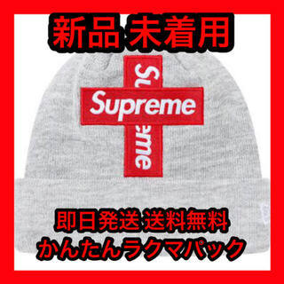 Supreme - New Era® Cross Box Logo Beanie