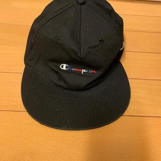 チャンピオン(Champion)のチャンピョン 帽子 黒 (キャップ)