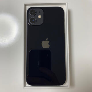 Apple - iPhone12 mini 128GB SIMフリー ブラック