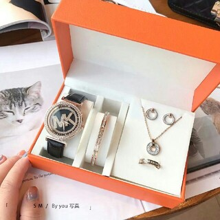Michael Kors - MICHAEL KORS 腕時計 5点セット クォーツ時計