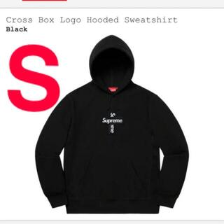 Supreme - Supreme Cross Box Logo シュプリーム S