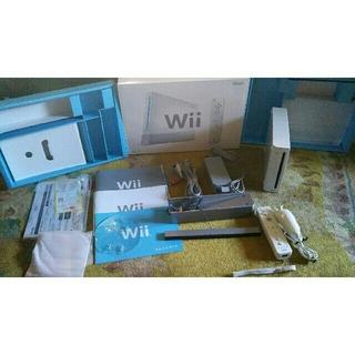 Wii - wii本体 nintendo wii 使用回数10回未満 美品 今だけ激安