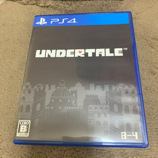 PlayStation4 - UNDERTALE PS4