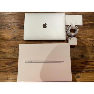 Mac (Apple) - 美品 Apple MacBook Air シルバー 2018モデル 充放電33回