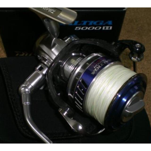 DAIWA(ダイワ)の10 ソルティガ 5000H スポーツ/アウトドアのフィッシング(リール)の商品写真