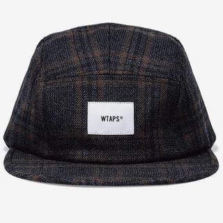 ダブルタップス(W)taps)の20aw WTAPS T-5 / CAP / WOOL. TWEED  (キャップ)