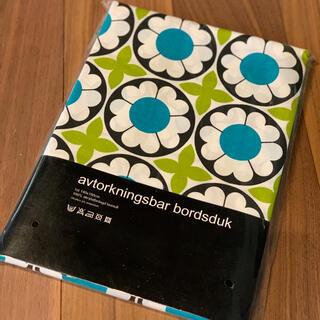アラビア(ARABIA)の北欧雑貨LAGERHAUSラガハウステーブルクロスマリメッコお好きな方レトロ花柄(テーブル用品)