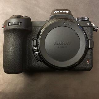 Nikon - 展示品 保証あり Nikon Z7 24-70 レンズキット ミラーレス一眼