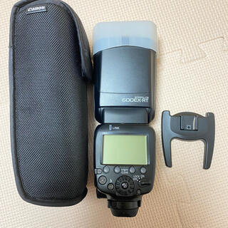 Canon - CANON キャノン 600EX-RT ストロボ