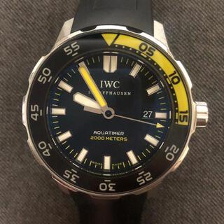 IWC - IWC アクアタイマー オートマティック 2000 IW356810 自動巻き