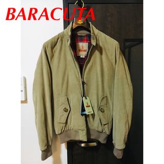BARACUTA - 【新品未使用】BARACUTA バラクータ G9 ハリントン コーデュロイ
