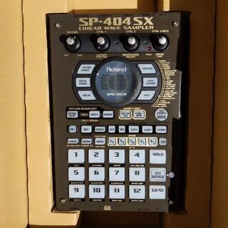 ローランド(Roland)のRoland SP-404SX サンプラー ダークグレイゴールド(その他)
