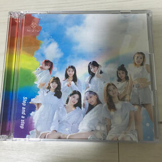 Step and a step(初回生産限定盤A) ニジュー DVD