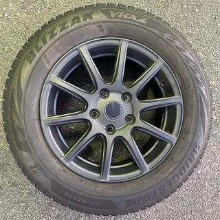 ブリヂストン(BRIDGESTONE)のミニクロスオーバー スタッドレス ブリヂストン VRX2(タイヤ・ホイールセット)