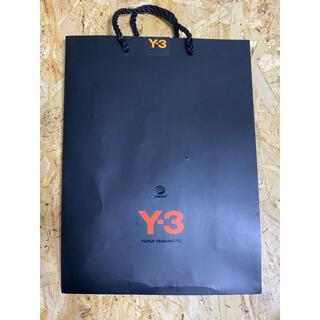 ワイスリー(Y-3)の ショップ袋(Y-3)(ショップ袋)