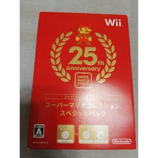 Wii - 【翌日発送可】スーパーマリオコレクション スペシャルパック Wii