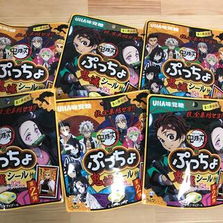 UHA味覚糖 - 鬼滅の刃 ぷっちょ 第2弾 レモンサイダー味 6袋 ♪