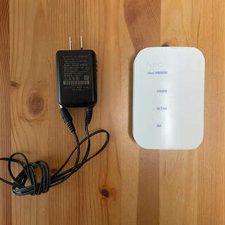 エヌイーシー(NEC)のNEC 無線LAN アクセスポイント ルータ PA-WR8165N-ST/U(PC周辺機器)