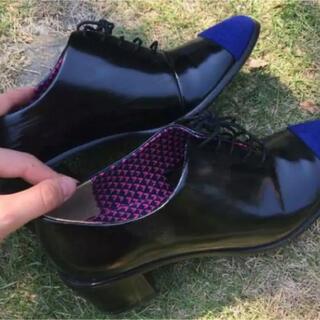 ランダ(RANDA)のSALE♡RANDA♡オックスフォード♡傷以外美品♡(ローファー/革靴)