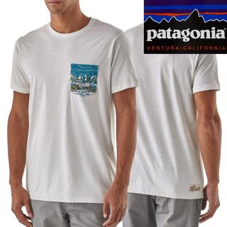 patagonia - Patagonia マラマ アイナ オーガニック ポケット Tシャツ パタロハ