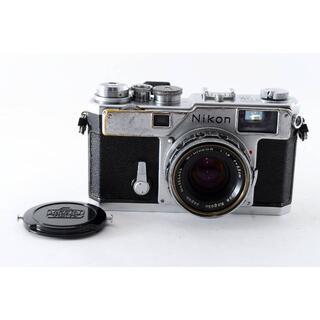 Nikon ニコン S3 W-NIKKOR 35mm F1.8 カメラ レンズ(デジタル一眼)