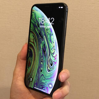 iPhone - iPhone Xs 256GB SIMフリー  美品 訳あり